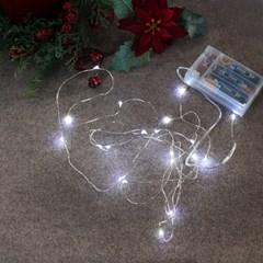 유니끄 건전지 LED 장식조명