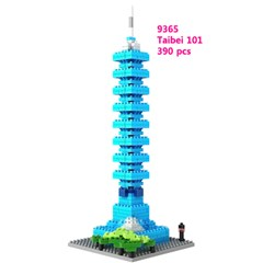 대만101 (Taipei101)-architecture