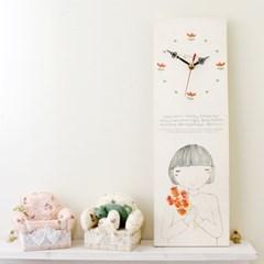 자작나무시계