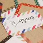 petit gift - Message sticker