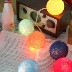 2013 반짝반짝 빛나는 전구볼 -multi