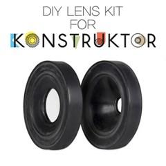 Konstruktor DIY Close up&Macro Lens Kit-컨스트럭터용 접사렌즈킷