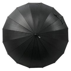 [VOGUE] 보그 프리미엄 수동 장우산(양산겸용) - VG116_블랙