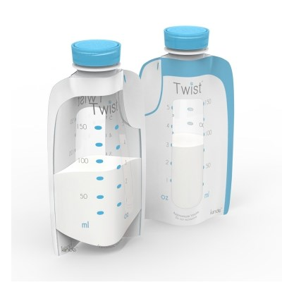 [카인드] 파우치 20개 Twist Pouches™ 모유수유저장팩