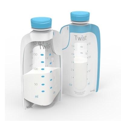 [카인드] 파우치 40개 Twist Pouches™ 모유수유저장팩