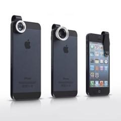 XPOD 스마트폰확대경 스마트폰카메라확대경 IB-F8001 와이드 매크로