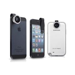XPOD 스마트폰확대경 스마트폰카메라확대경 IB-F8002 피쉬아이 어안
