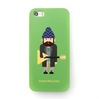 [EPICASE] Art case for iPhone5/5S, StreetMusician