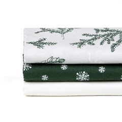 Project fabric pack (pattern) - 06 Winter tree