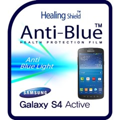 갤럭시S4 액티브 블루라이트차단 시력(건강)보호필름 2매