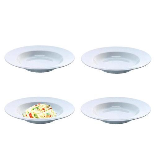 [LSA] 다인 파스타 접시 4p 25cm_(400118451)