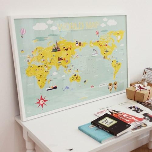 WORLD MAP ver.Kids