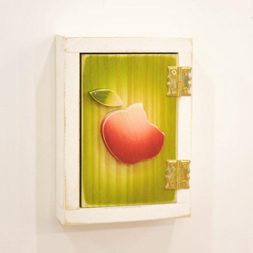 보니따까사 스위치커버-사과