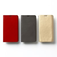 Curved Diary Case