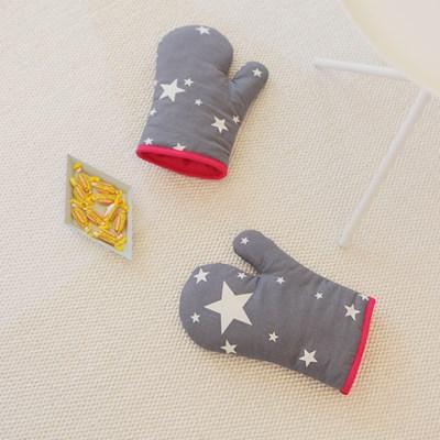 twinkle star glove