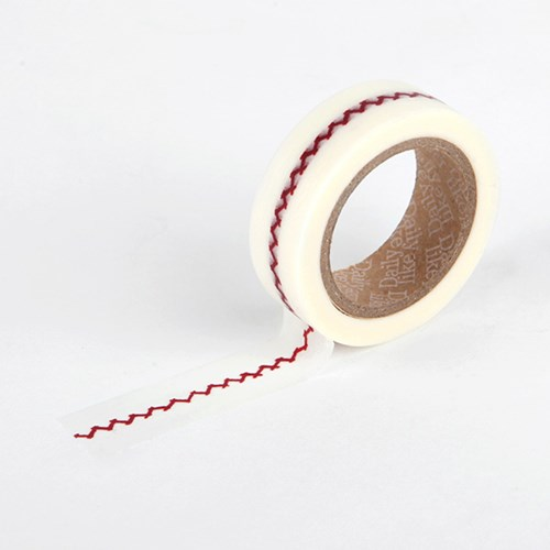 Masking Tape single - 14 herringbone stitch
