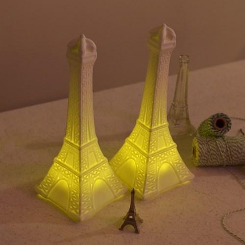 스칸디 에펠탑 LED무드등
