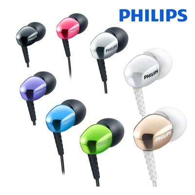 [한국 공식 판매점] 필립스 이어폰 SHE3900