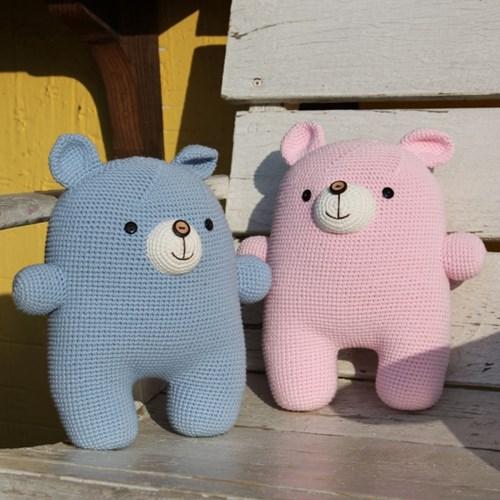 [곰의 작은집] 고미쿠션 DIY 인형 만들기