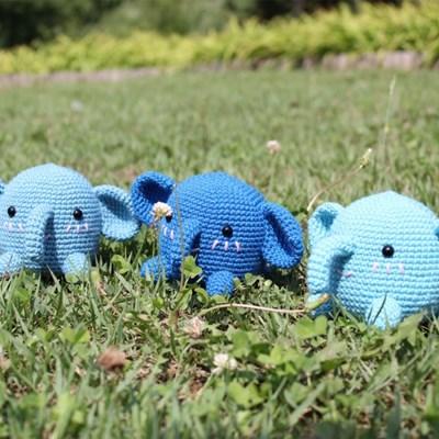 [곰의 작은집] 아기코끼리 DIY 인형 만들기