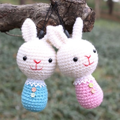[곰의 작은집] 커플 토끼 DIY 인형 만들기