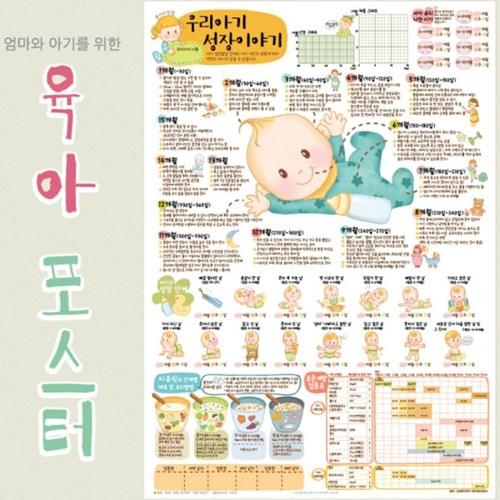 우리 아기를 위한 육아 포스터