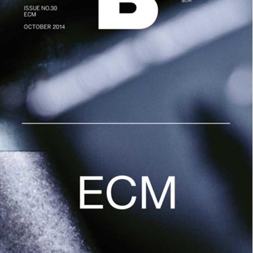 Magazine B Issue No.30 ECM(이씨엠)