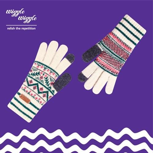 [위글위글 스마트폰 터치 장갑] Smart phone touch gloves (SG-012)