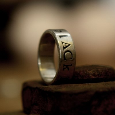 RS-119 블랙메일반지(Black Mail Ring)
