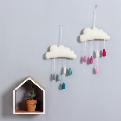 비구름 모빌 -2colors