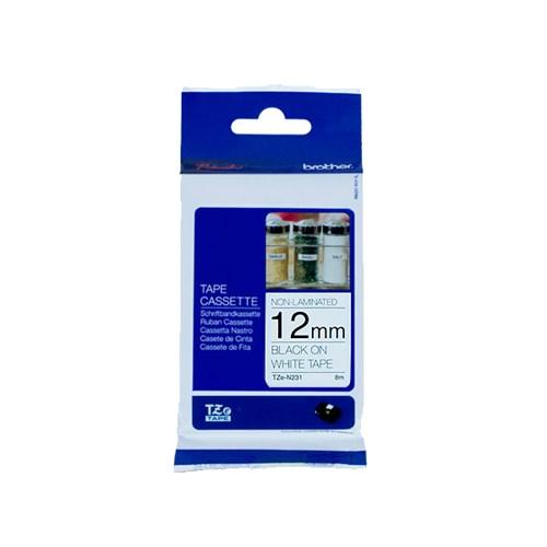 부라더 정품 라벨테이프 12mm