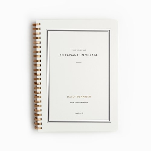 Daily planner_2nd Edition