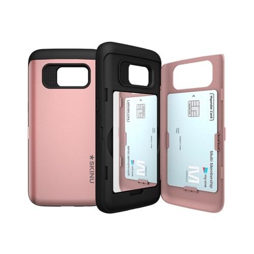 SKINU 유레카 카드수납 케이스 - 갤럭시 S6