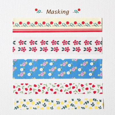 Deco Sticker-Masking Tape