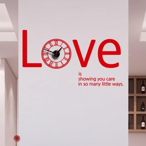 jkc099-Love is_그래픽시계
