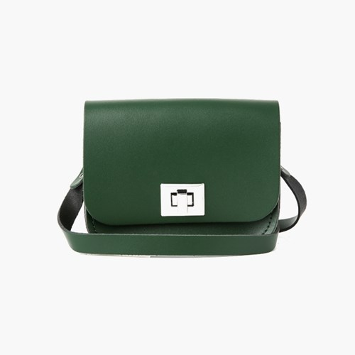 Racing Green Small Pixie Bag