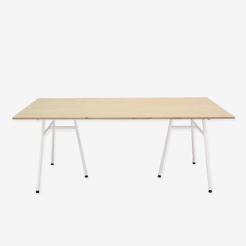 [내추럴하우스] 러브스틸 1800mm 철제 테이블