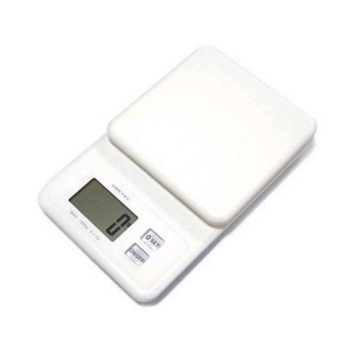 드레텍 전자저울 (화이트.147/1kg) no.6462