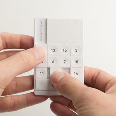 [i-river] 아이리버 퍼즐 카드형 32GB USB메모리