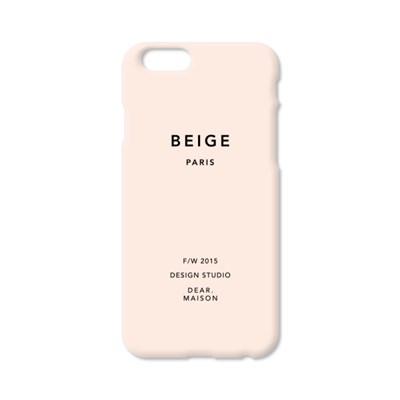 PHONE CASE - BEIGE