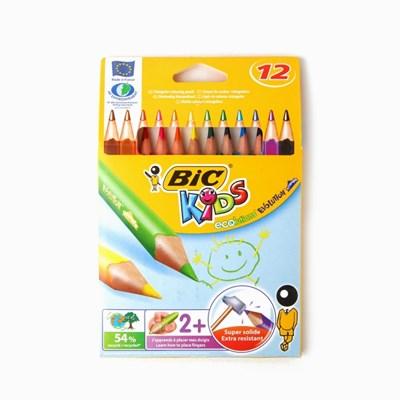 에볼루션 삼각 12색 색연필