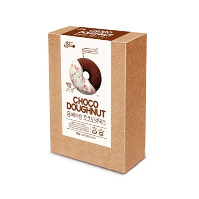 달콤한 홈베이킹 초코도넛믹스 (320g) no.F2AM0007