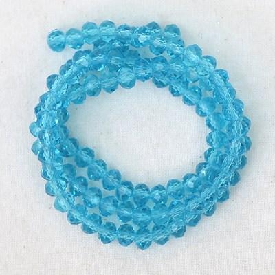 6mm유리구슬-블루(97알)