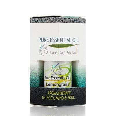 [ACS] 레몬그라스 Lemongrass 에센셜오일 10ml, 수입완제품