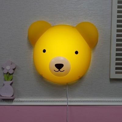 [LAMPDA] 밝기조절 LED형 빅베어 벽등
