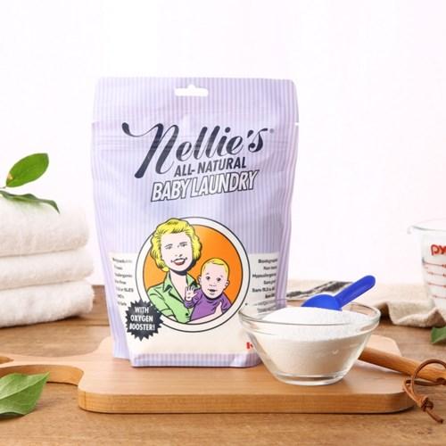 [넬리] 유아 세탁세제 파우치 (산소표백제 포함) (50회)