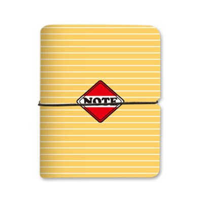Basic Stripe Yellow For Cardwallet