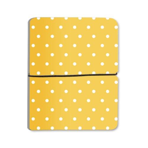 Pastel Dot - Yellow For Cardwallet