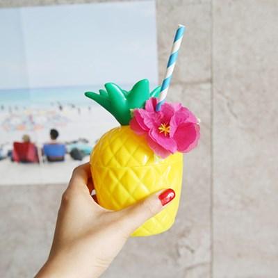 Hawaiian Party Pineapple Cup 하와이안 파티 파인애플컵 B Type