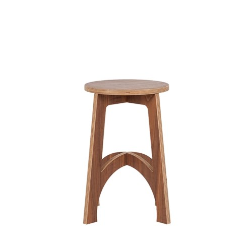 A-Stool / Walnut